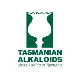 Tasmanian Aklaloids Pty Ltd Logo