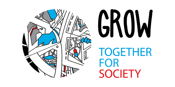 grow, together for society