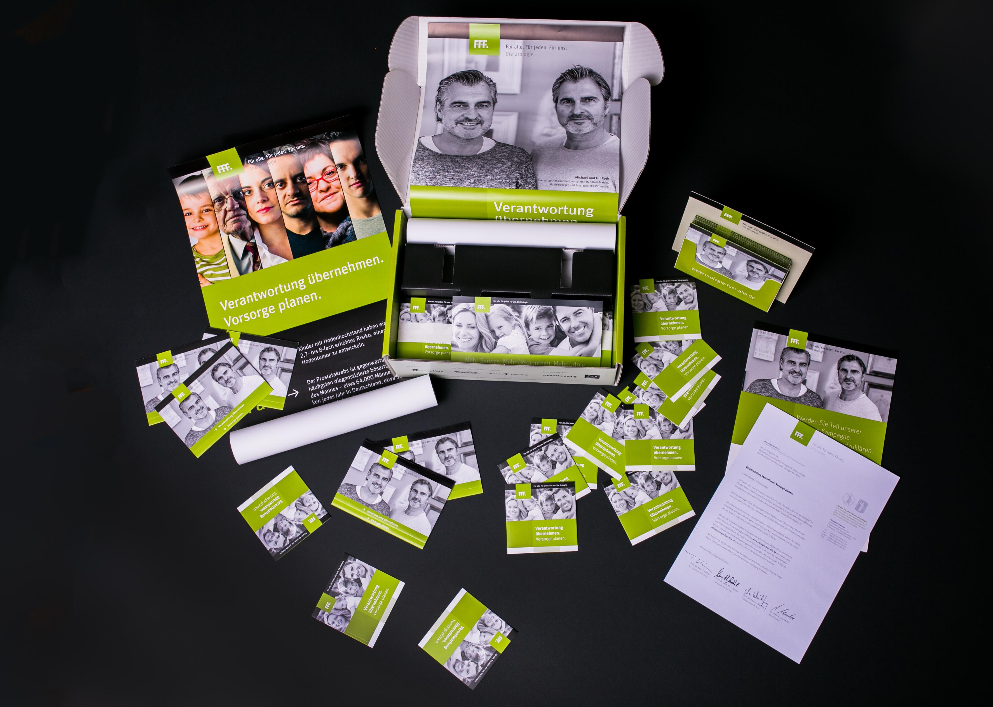 Kampagnen-Box für Urologen