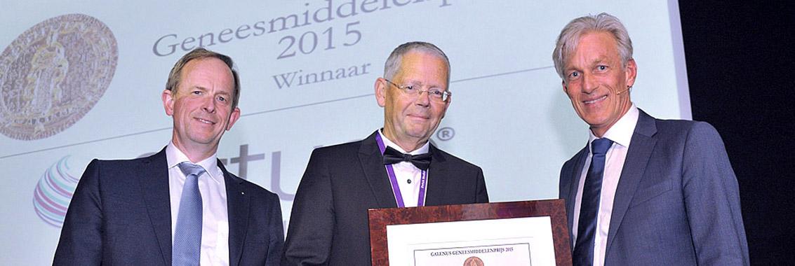 Galenusprijs 2015 voor tuberculose