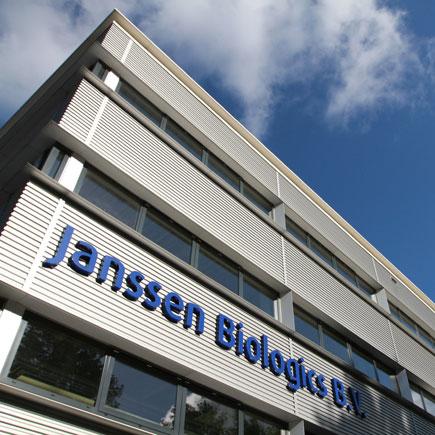 Janssen Biologics Leiden
