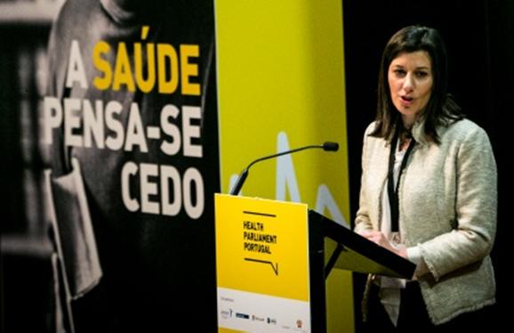 Eng.ª Filipa Mota e Costa, Diretora-geral da Janssen Portugal