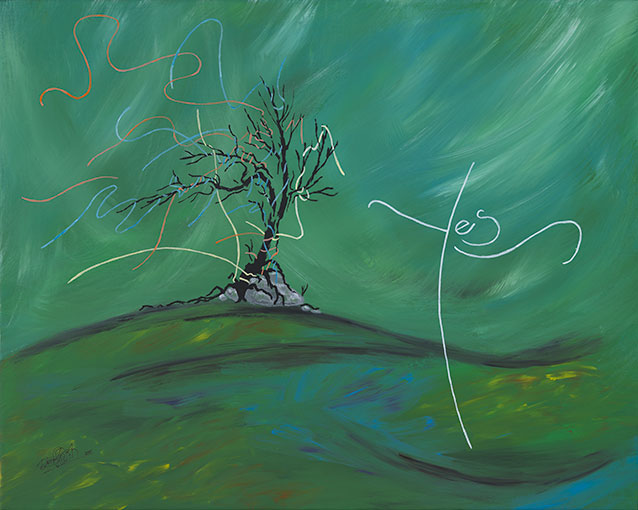 Dennis Owen Frohlich, Green Tree Repaint