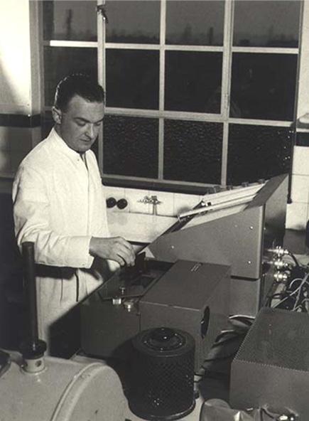 Dr. Paul Janssen, Turnhout Lab
