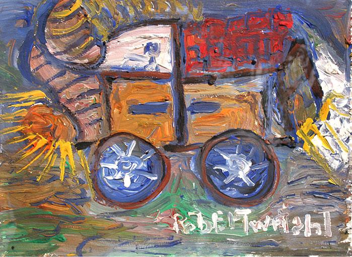 Robert Wright, Taxi