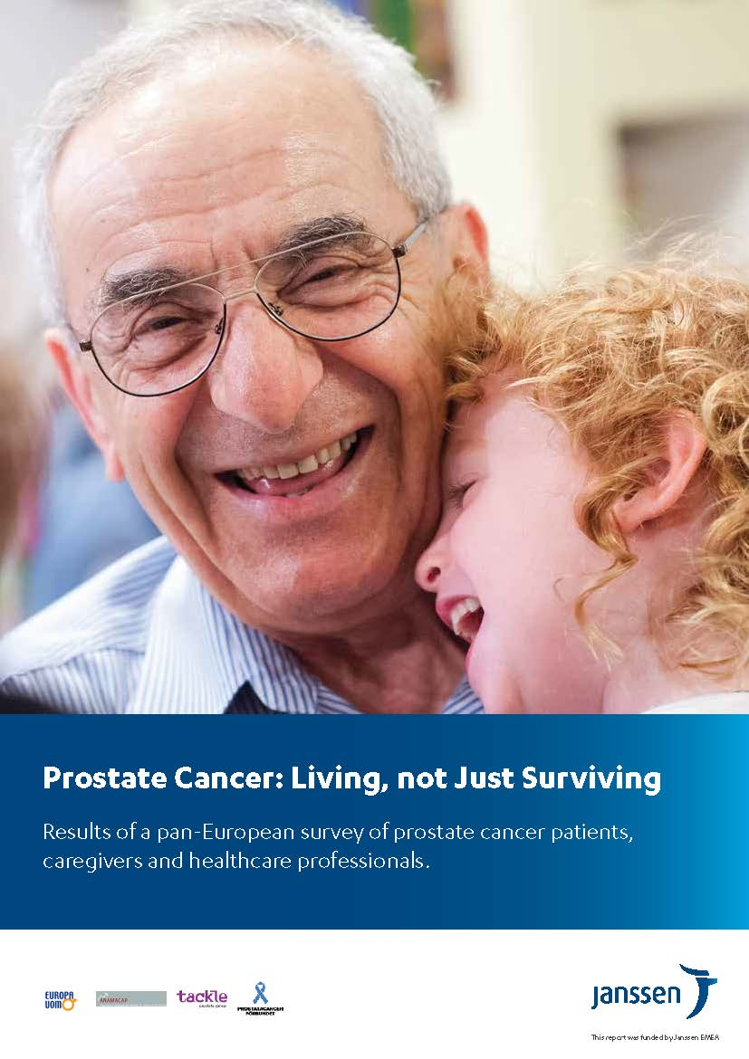 The Prostate Cancer: Living, not Just Surviving