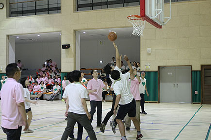 Peace in Mind Basketball