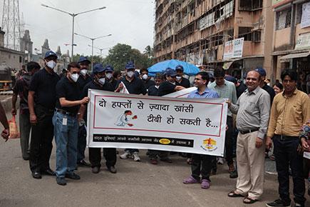 Tuberculosis Awareness and Education Poster