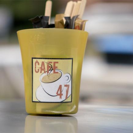 Community salvation army café 47
