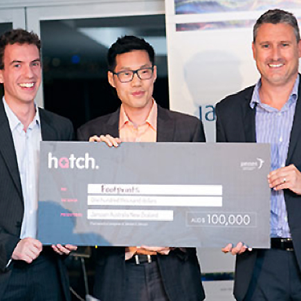 HaTCH Footprints Winners