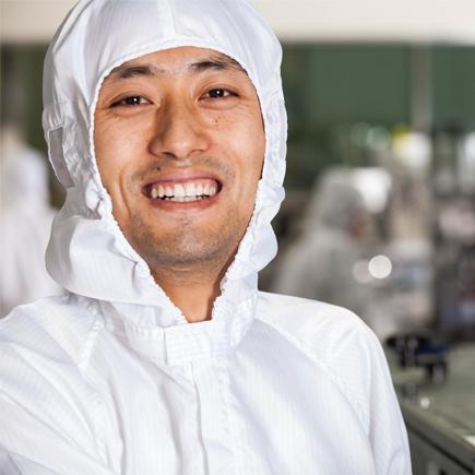 Janssen research laboratory scientist