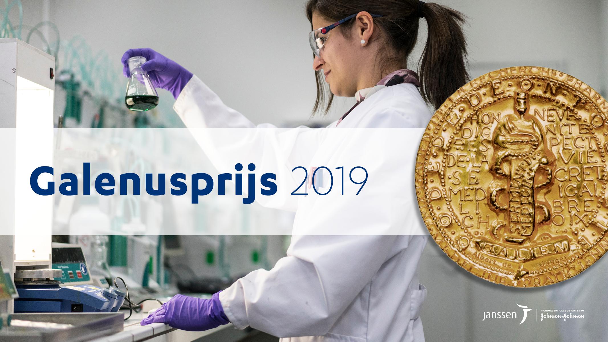 Galenusprijs 2019