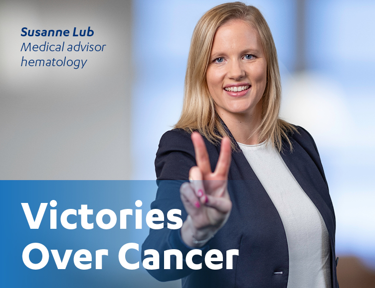 Victories Over Cancer Multiple Myeloma Awareness Month Susanne Lub