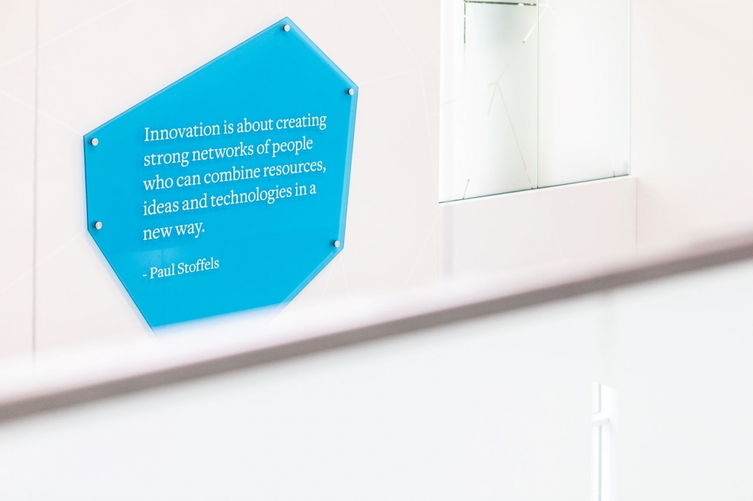 Lab in Beerse JLabs - Quote Paul Stoffels