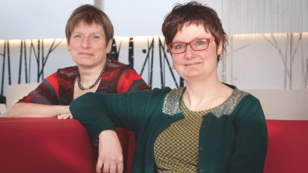 Mieke Smet & Hilde Willems