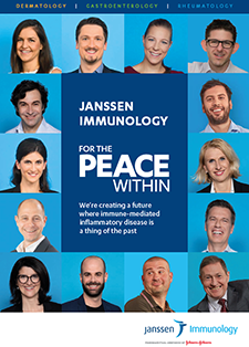 Janssen Immunology brochure front page