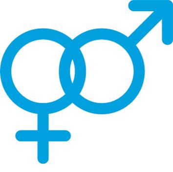 Männer und Frauen sind gleich häufig von Schuppenflechte betroffen.