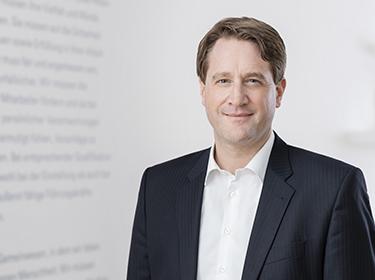Andreas Gerber, Vorsitzender der Geschäftsführung bei Janssen Deutschland