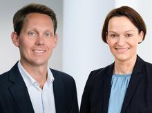 Erik Holl und Dr. Dorothee Brakmann