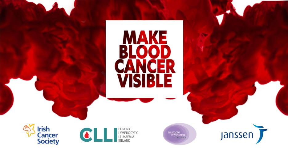 Irish blood cancer charities and Janssen Make Blood Cancer