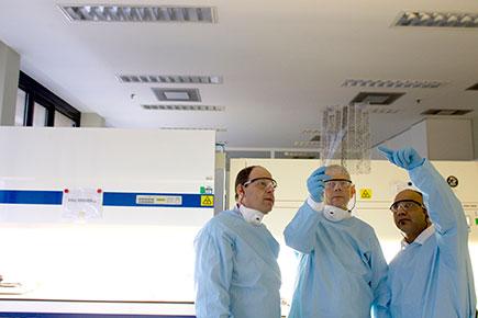 Janssen EMEA clinical research