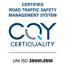 Certificazione ISO 39001:2016 n° 27621