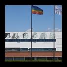 Stabilimento bandiere