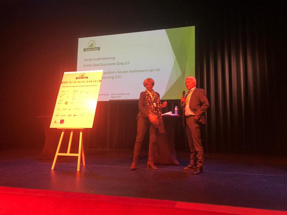 Janssen Green Deal, duurzame zorg voor gezonde toekomst