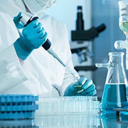 Ethisch onderzoek naar geneesmiddelen en medicijnen bijvoorbeeld voor Alzheimer, diabetes en kanker.