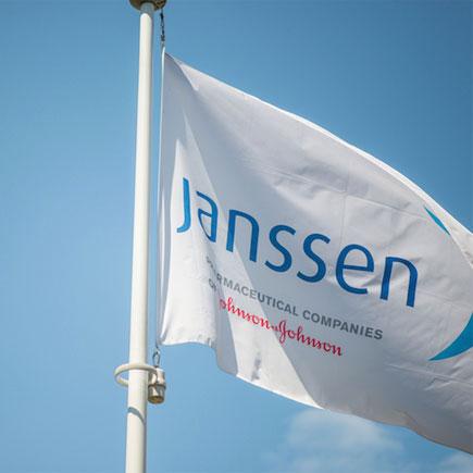 Janssen Nederland vlag