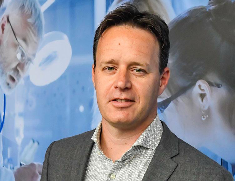 Erik van Veldhoven, Passie voor gezondheid