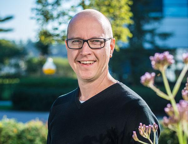 Tom Aelbrecht, passie voor gezondheid