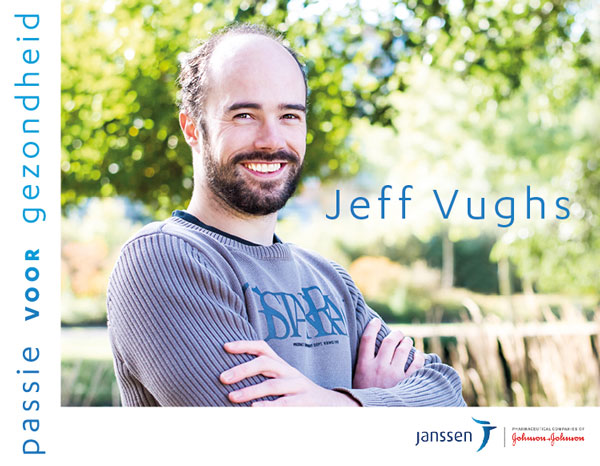 Jeff Vughs, Passie voor gezondheid