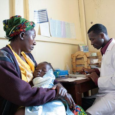 Tuberculose, tbc, genezen met antibiotica