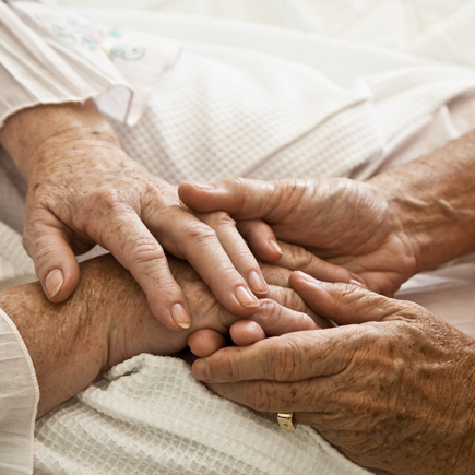 Caring handhold