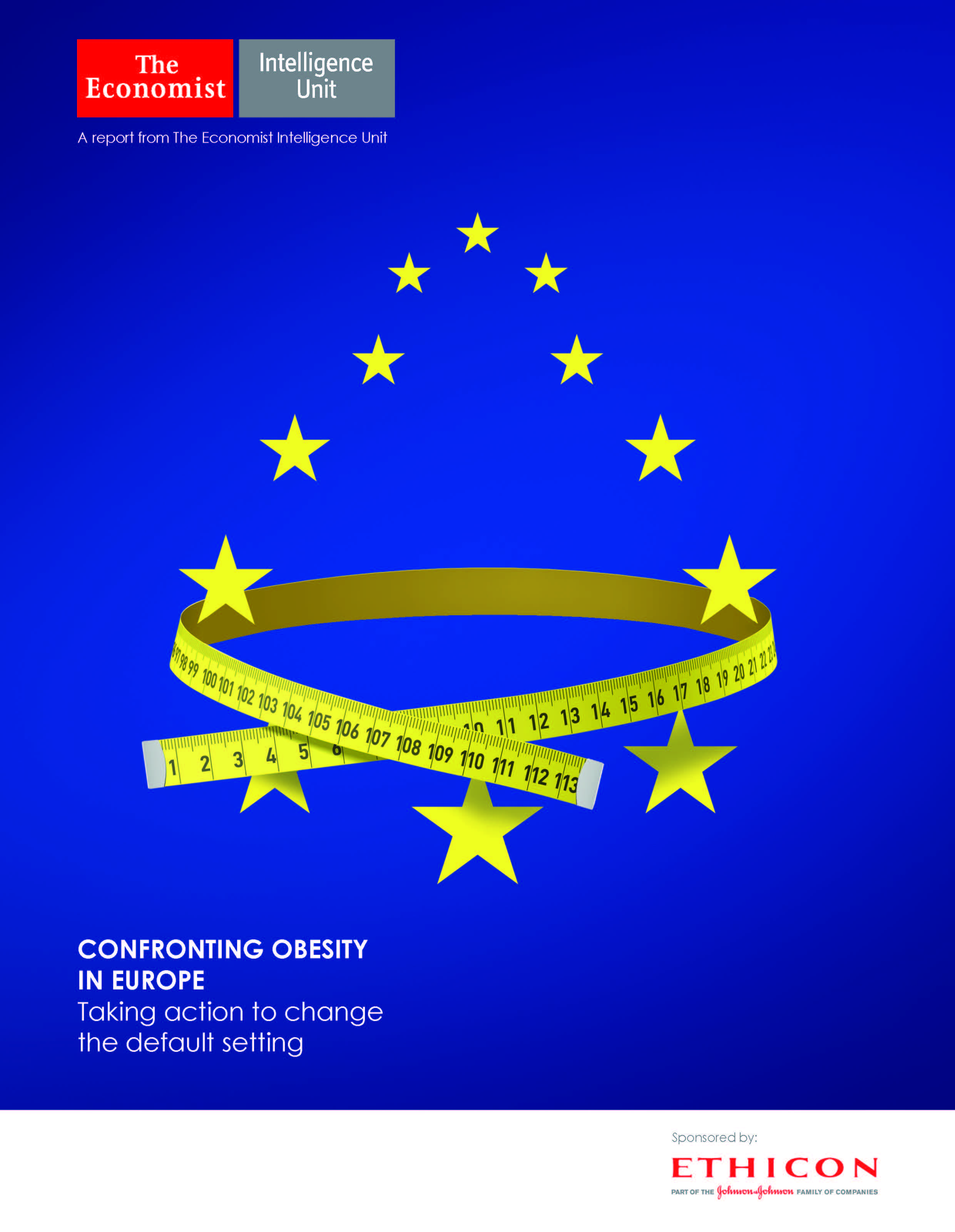 Report: Confronting obesity in Europe: Taking action to change the default setting