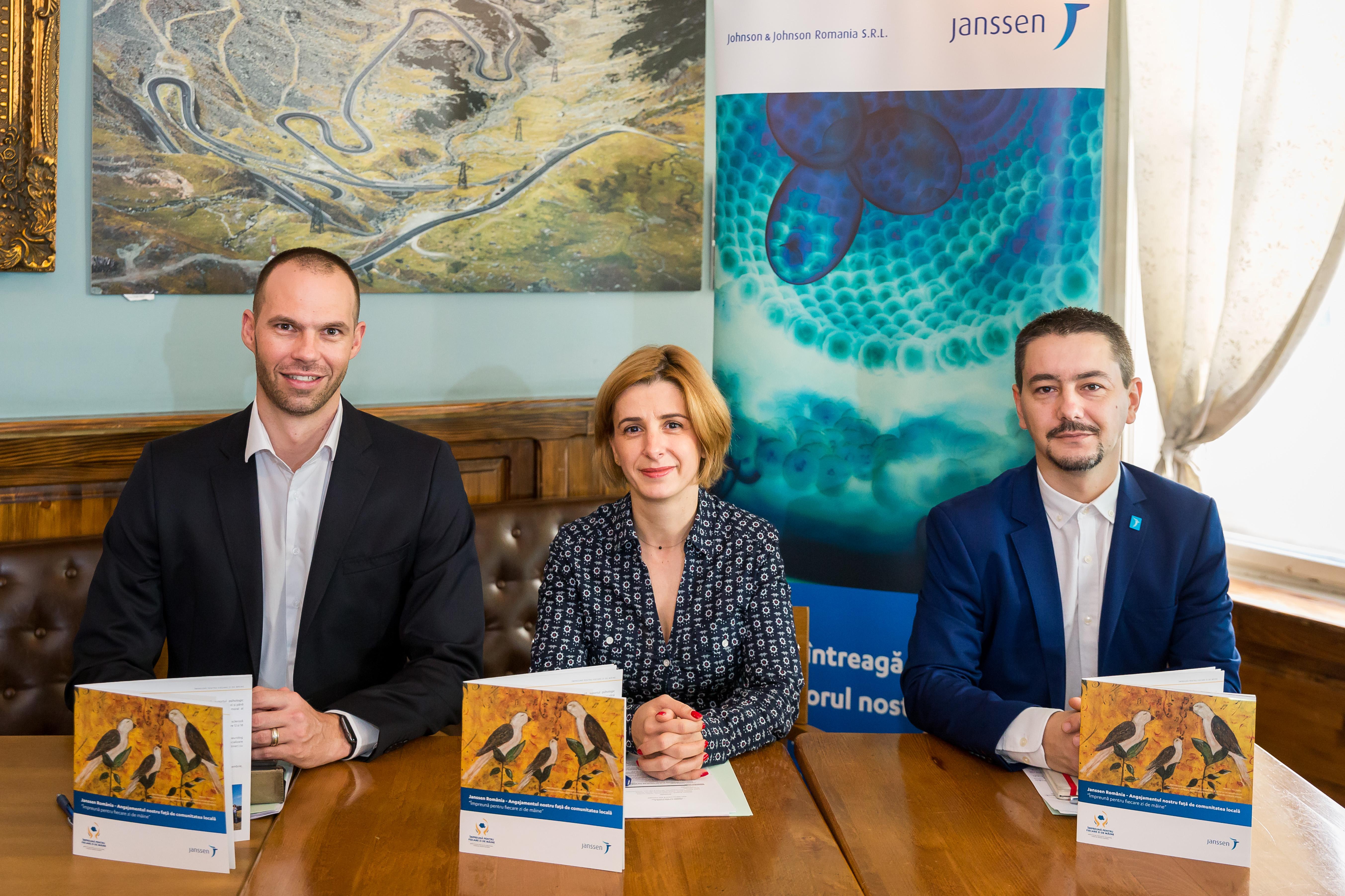 Janssen România a lansat platforma de implicare în comunitate - Împreună pentru fiecare zi de mâine