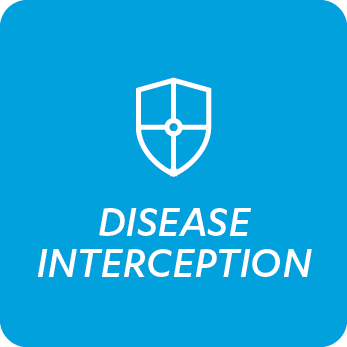 Disease interception