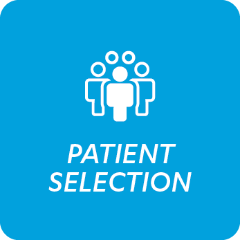 Sélection des patients