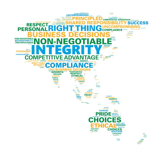Asia Pacific integrity pledge
