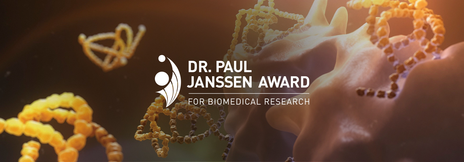 Dr. Paul Janssen Award for Biomedical Research