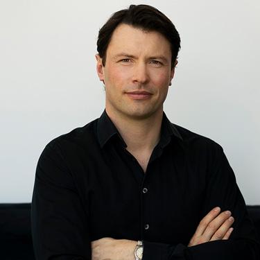 Fredrik Carle digital strateg och IT-analytiker på Janssen