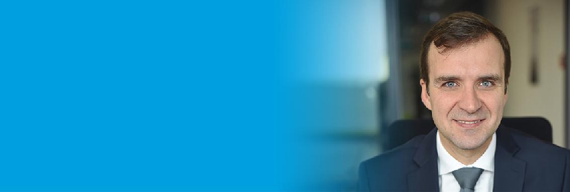 Gaetan Leblay Managing Director Janssen UK