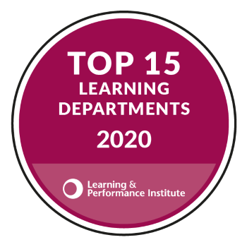 Top 15 Learning Departments 2019